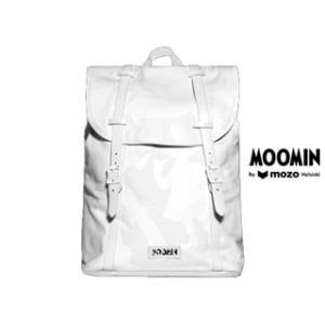 Moomin by mozo/ムーミンバイモゾ  ムーミン■プレミアムキャンバスバックパック 【ホワイト/シャドウ 】BPWSH|murauchi