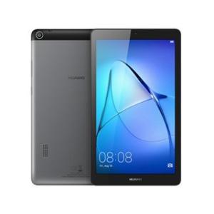 HUAWEI/ファーウェイ  7型Androidタブレット Wi-Fiモデル 53018880 MediaPad T3 7/BG02-W09A スペースグレー|murauchi