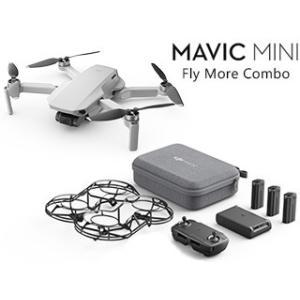 DJI  【人気商品につき、納期にお時間がかかります】CP.MA.00000128.01 Mavic Mini Fly More コンボ