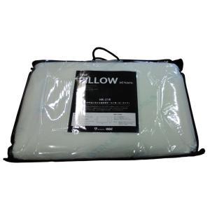 枕 低反発枕 HK-218 ラグジュアリーピロー ロータイプ 低反発モールド成形エアフォーム テンセル生地|murauchikagu|04