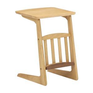 サイドテーブル コーヒーテーブル ミニテーブル ルック 40 ソファテーブル /マガジンラック/木製|murauchikagu