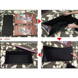 ボックススツール 折りたためる 収納ボックス スツール No.8 合成皮革 イス 椅子 収納|murauchikagu|02
