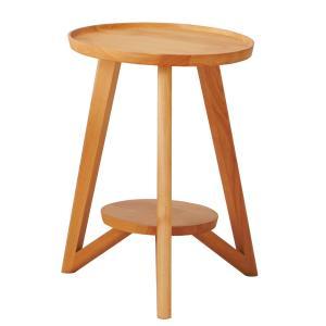 サイドテーブル コーヒーテーブル ミニテーブル ビッツ 40 木製|murauchikagu