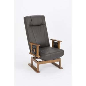 座椅子 ターロチェア デラックス/DX F0478 回転高座椅子|murauchikagu