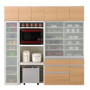 食器棚 キッチンボード 組み合わせ ユニットボード セーヌ