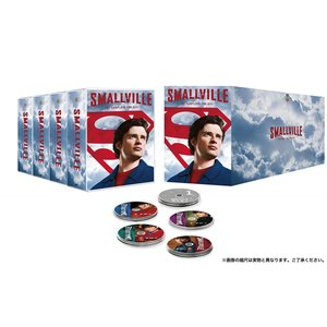 SMALLVILLE/ヤング・スーパーマン <シーズン1-10> DVD全巻セット(94枚組)|murofushikenbu