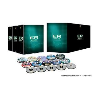 ER緊急救命室 <シーズン1-15> DVD全巻セット(90枚組) 送料無料 新品未開封|murofushikenbu