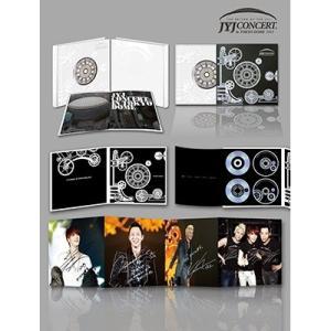 JYJ CONCERT IN TOKYO DOME 2013 DVD (4DVD+写真集) 新品未開封 送料無料|murofushikenbu