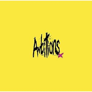Ambitions 初回限定盤(CD+DVD) Limited Edition, CD+DVD ONE OK ROCK 新品未開封 送料無料 ワンオクロック|murofushikenbu