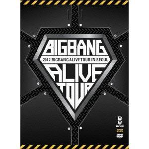 2012 BIGBANG ALIVE TOUR IN SEOUL (DVD3枚組) (初回生産限定盤) 新品未開封 送料無料|murofushikenbu