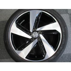 【Volkswagen Polo GTI 純正】 17x7.5J +51 PCD100/5H ミシュラン 215/45R17 フォルクスワーゲン ポロ 2G系 グレードアップ 車検用|musashimurayama