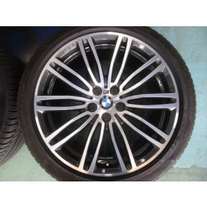 【BMW 5シリーズ純正】 19x8J +30 9J +44 245/40R19 275/35R19 PCD112/5H G30 G31 ダブルスポーク スタイリング664M|musashimurayama