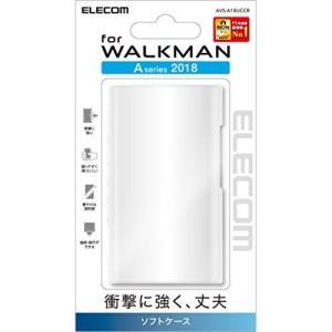 エレコム Walkman A 2018 NW-A50シリーズ対応ソフトケース/クリア ☆AVS-A1...