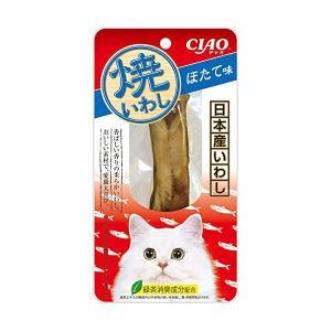 チャオ (CIAO) 焼いわし ほたて味 キャッ...の商品画像