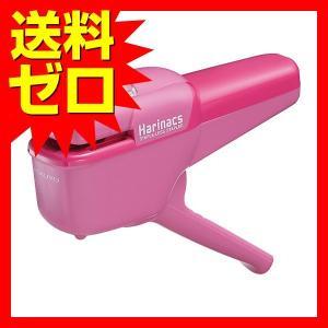 コクヨ SLN-MSH110P 針なしステープラー ハリナックス ハンディタイプ 10枚綴じ ピンク...