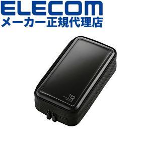 エレコム CCD-HB112BK DVD BD CDケース セミハード 112枚収納 ブラック|musasinojapan