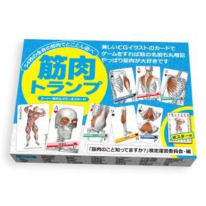 【アウトレット】【旧箱パッケージ】筋肉トランプ|muscle