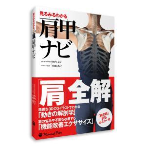 書籍「見るみるわかる 肩甲ナビ」折込肩の筋ポスター付