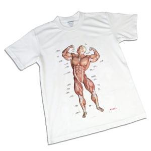 筋次郎デザイン スポーツTシャツ|muscle