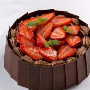生ケーキ・タルト チョコレートのケーキ 直径15cm /ミュゼ・ド・ガトー