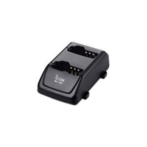 [アイコム]2口タイプ充電器(ACアダプター別売) BC-185|musen-direct