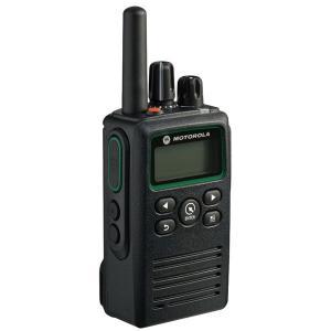 [モトローラ]登録局対応デジタル簡易業務無線機 GDR4800(本体/ベルトクリップ/ストラップ/ダストカバー/ダミーボード)|musen-direct|02