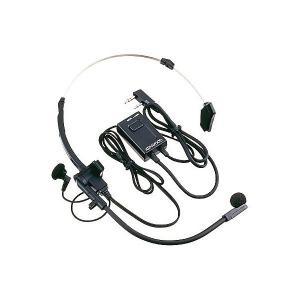 [ケンウッド]ヘッドセット(VOX/PTT付き) HMC-3G|musen-direct