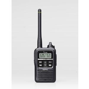 [アイコム]携帯型デジタルトランシーバー 登録局対応 IC-DPR3|musen-direct