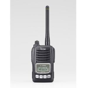 [アイコム]携帯型デジタルトランシーバー 登録局対応 IC-DPR6|musen-direct