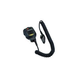 [ケンウッド]スピーカーマイクロホン(3.5mmイヤホンジャック付) KMC-42W|musen-direct