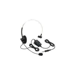 [スタンダード]VOX機能付ヘッドセット SSM-64A|musen-direct