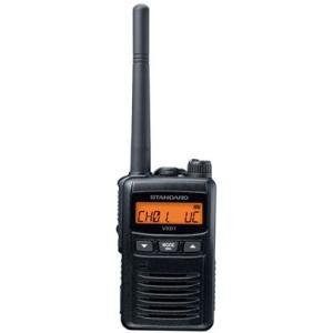 [スタンダード]1Wタイプ 携帯型デジタルトランシーバーVXD1|musen-direct