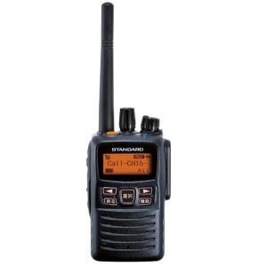 [スタンダード]携帯型 5Wハイパワーデジタルトランシーバー VXD20|musen-direct