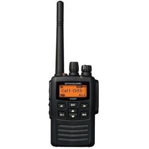 [スタンダード]携帯型 5Wハイパワーデジタルトランシーバー VXD9|musen-direct