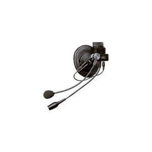 [スタンダード]工事ヘルメット用ヘッドセット YH-105S|musen-direct