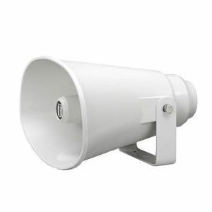 ユニペックス UNI-PEX CV-381-25A 25Wコンビネーションスピーカー楕円型中口径車載拡声装置用 musen