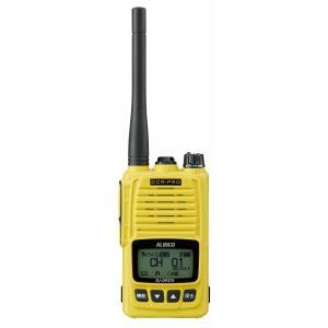 インカム DJ-DPS70YA イエロー トランシーバー  無線機 登録局 アルインコ