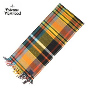 viviennewestwood ヴィヴィアンウエストウッド ストール 大判 スカーフ マフラー 3万0240 レディース メンズ ギフト ブランド マルチ F あすつく|museum8