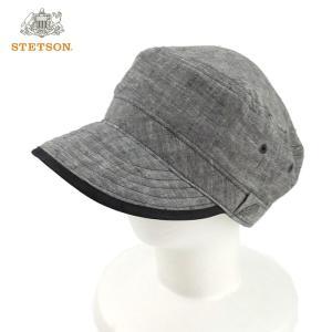 ラコステ メンズ 帽子 ハット キャップ ワークキャップ CAP UV ステットソン STETSON リネン ブランド 春 夏 グレー あすつく メール便|museum8