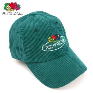 フルーツオブザルーム キャップ ベースボールキャップ 帽子 ハット CAP 3132 メンズ レディース ブランド 秋冬 FRUIT OF THE LOOM グリーン あすつく|museum8