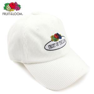 フルーツオブザルーム キャップ ベースボールキャップ 帽子 ハット CAP 3132 メンズ レディース ブランド 秋冬 FRUIT OF THE LOOM ホワイト あすつく|museum8