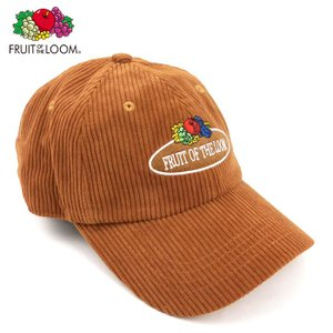 フルーツオブザルーム キャップ ベースボールキャップ 帽子 ハット CAP 3132 メンズ レディース ブランド 秋冬 FRUIT OF THE LOOM ブラウン あすつく|museum8