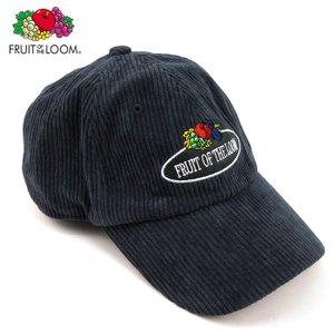 フルーツオブザルーム キャップ ベースボールキャップ 帽子 ハット CAP 3132 メンズ レディース ブランド 秋冬 FRUIT OF THE LOOM ブラック あすつく|museum8
