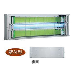 送料無料 ムシポンMPX-2000K (壁付け・横置き) 1台 ムシポン 捕虫機 ライトトラップ|mushi-taijistore