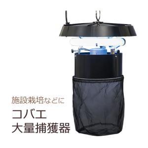 送料無料/業務用 捕虫器 MC8300 クロバネキノコバエ キノコバエ対策 石崎電機 大量捕獲向き ライトトラップ
