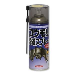 送料無料 まとめ購入 スーパー コウモリジェット 420ml×24本 コウモリ駆除 忌避剤 蝙蝠 追い払い|mushi-taijistore|02