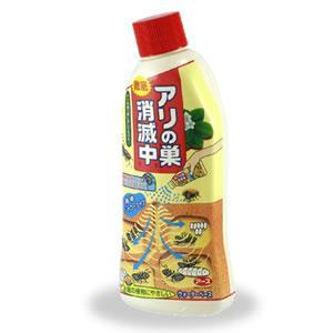 アリの巣徹底消滅中 500ml 液体 甘い蜜入り アリ 蟻の巣駆除 殺虫剤 屋外用|mushi-taijistore