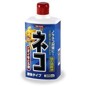 野良猫 猫の尿 マーキング 匂い取り/ ネコ専用 においをとる液 300ml 忌避剤の前処理に なわばり匂い消し/|mushi-taijistore