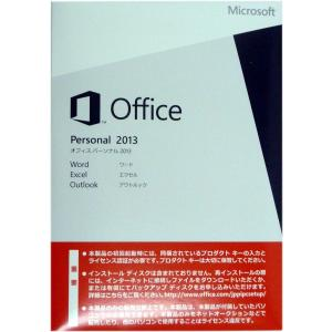 Microsoft Office2013 Personal Word Excel Outlook