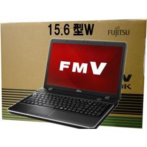 送料無料 3か月保証 中古ノートパソコン 富士通 LIFEBOOK AH30/L 15.6型W光沢 Windows8 4GB 320GB DVD/RW MS-Office2013 RNT396 mushinet